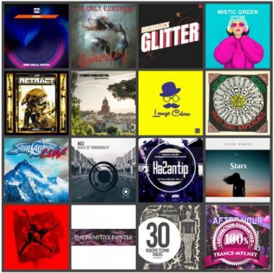 Beatport Music Releases Pack 2007 (2020)