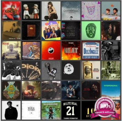 Rap Music Collection Pack 215 (2020)