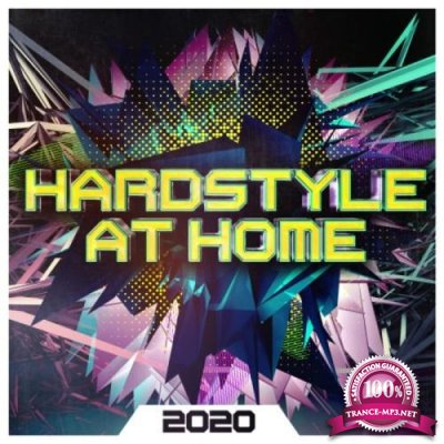 Hardstyle At Home 2020 (2020)