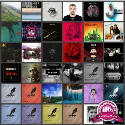 Electronic, Rap, Indie, R&B & Dance Music Collection Pack (2020-05-21)