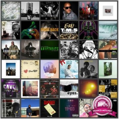 Rap Music Collection Pack 218 (2020)