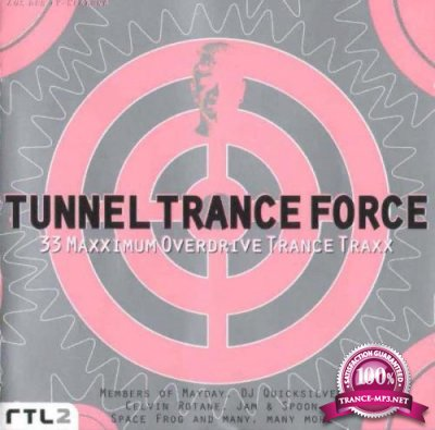 Tunnel Trance Force [2CD] (1997) FLAC