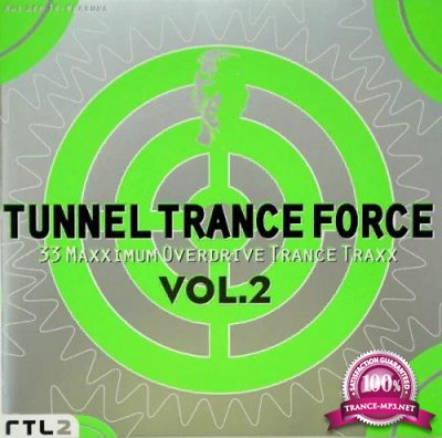 Tunnel Trance Force Vol. 2 [2CD] (1997) FLAC