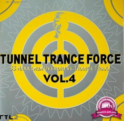 Tunnel Trance Force Vol. 4 [2CD] (1997) FLAC