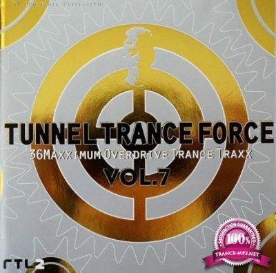 Tunnel Trance Force Vol. 7 [2CD] (1998) FLAC