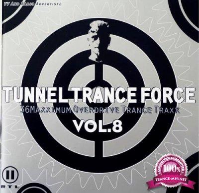 Tunnel Trance Force Vol. 8 [2CD] (1998) FLAC