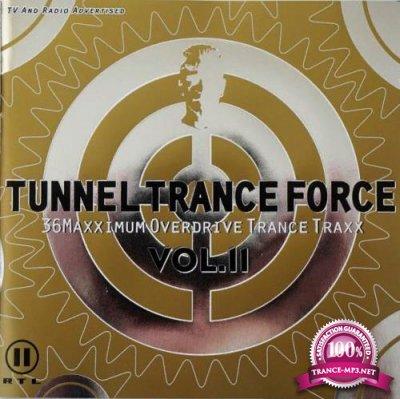 Tunnel Trance Force Vol. 11 [2CD] (1999) FLAC