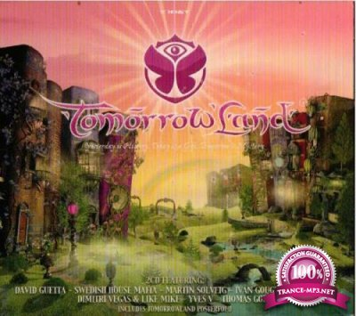 Tomorrowland 2012/02 (2012) FLAC