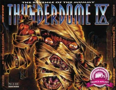 Thunderdome IX - The Revenge Of The Mummy (1995) FLAC