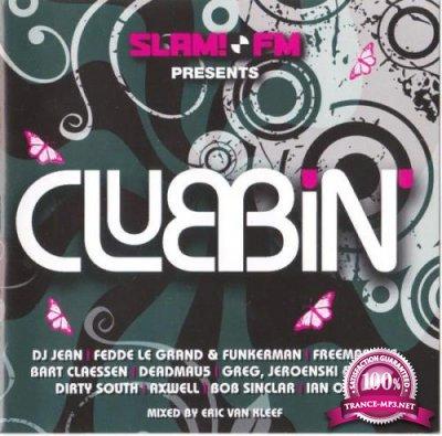 Slam FM Presents Clubbin' [2CD] (2008) FLAC
