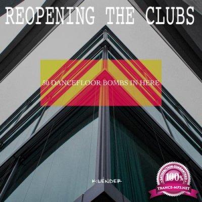 Reopening the Clubs: 50 Dancefloor Bombs in Here (2020)