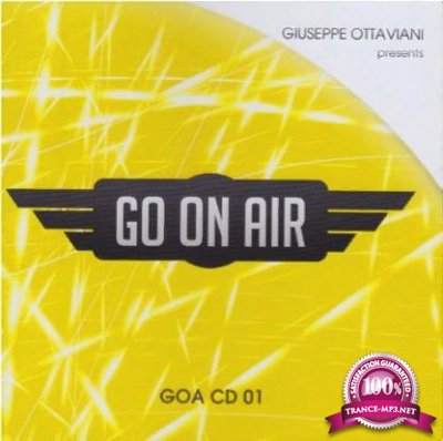 Giuseppe Ottaviani presents Go On Air [2CD] (2014) FLAC