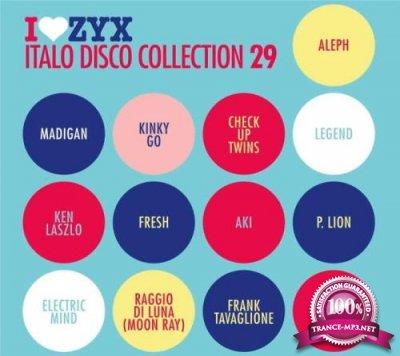 ZYX Italo Disco Collection 29 [3CD] (2020)
