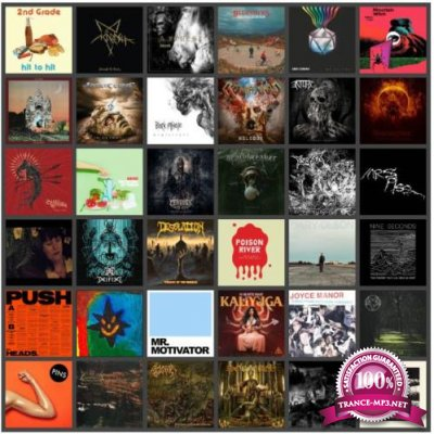 Rock & Metal Music Collection Pack 101 (2020)