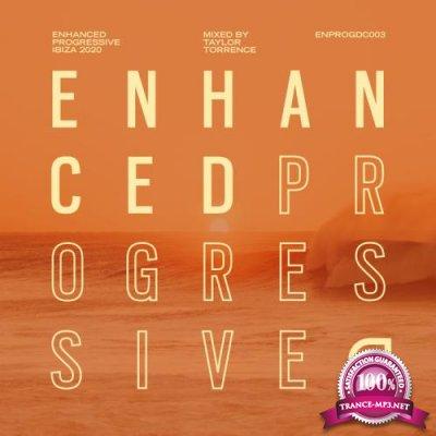Enhanced Progressive Ibiza 2020, Mixed By Taylor Torrence (2020)