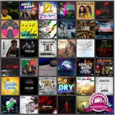 Reggae Music Collection Pack 035 (2020)