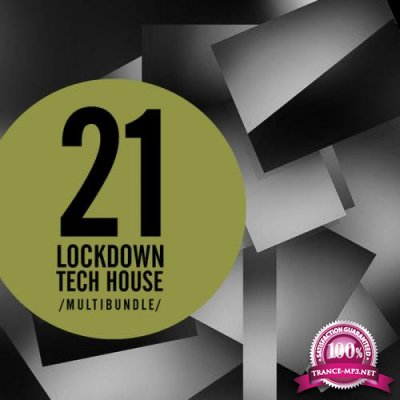 21 Lockdown Tech House Multibundle (2020)