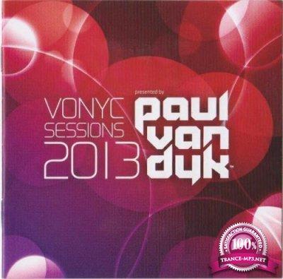 Paul Van Dyk - Vonyc Sessions 2013 [2CD] (2013) FLAC