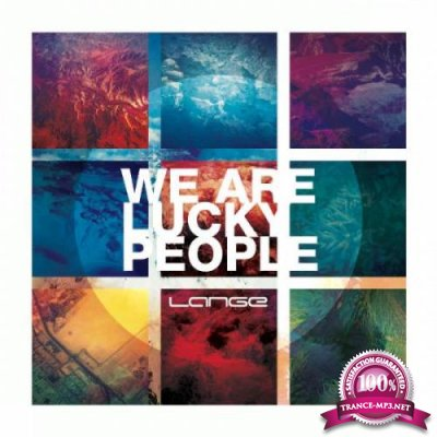 Lange - We Are Lucky People [2CD] (2013) FLAC