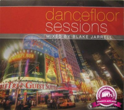 Blake Jarrell - Dancefloor Sessions [2CD] (2007) FLAC