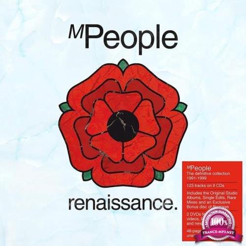 M People - Renaissance [9CD] (2020) FLAC