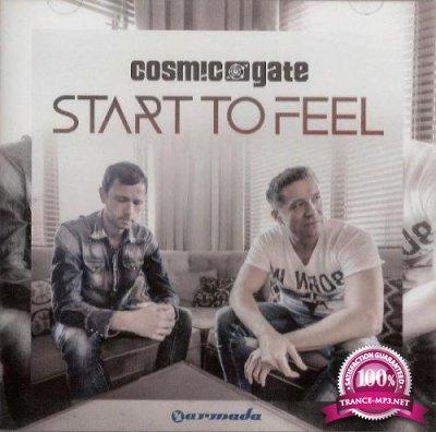 Cosmic Gate - Start To Feel [CD] (2014) FLAC