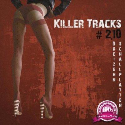 Dreizehn Schallplatten - Killer Tracks #2.10 (2020)
