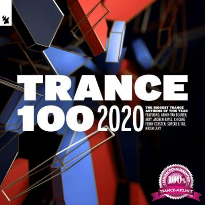 Armada Music Holland: Trance 100 - 2020 [4CD] (2020) FLAC