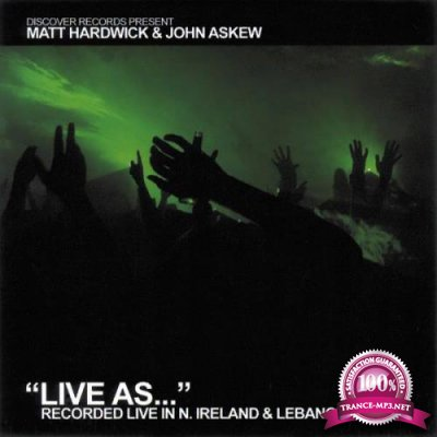 Discover: Matt Hardwick & John Askew - Life As... Vol. 3 [2CD] (2007) FLAC