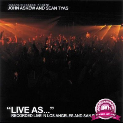 Discover: Sean Tyas & John Askew - Life As... Vol. 4 [2CD] (2007) FLAC