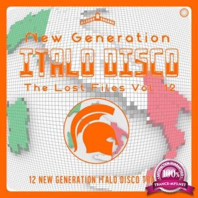 New Generation Italo Disco - The Lost Files Vol 12 (2020)