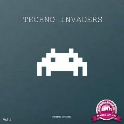 Techno Invaders, Vol. 3 (2020)