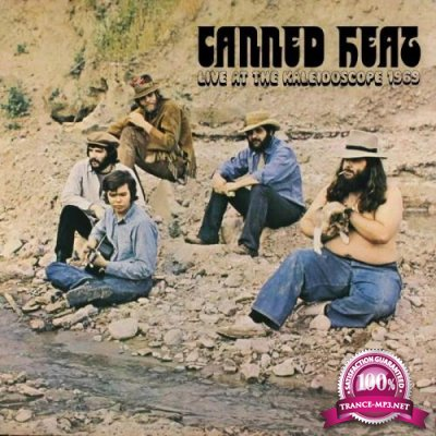 Canned Heat - Live at The Kaleidoscope 1969 (2020)