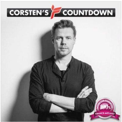 Ferry Corsten - Corsten's Countdown 677 (2020-06-17)