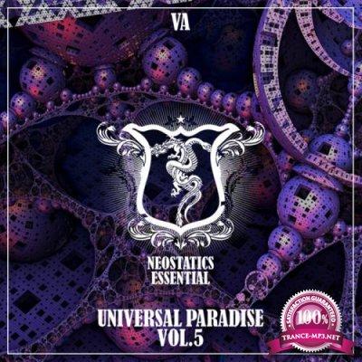 Universal Paradise Vol 5 (2020)