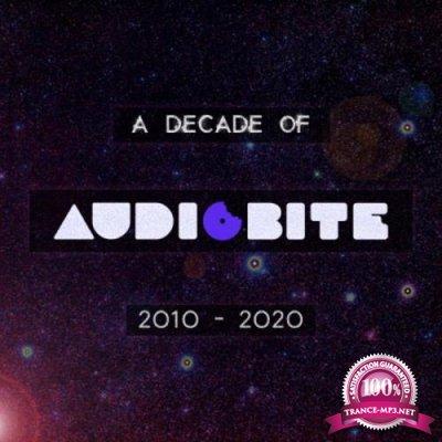 Audiobite - A Decade Of Audiobite (2020)