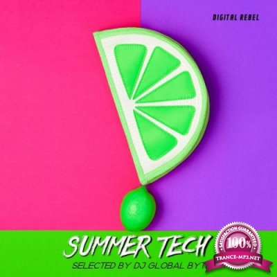 Summer Tech (Selected by Dj Global Byte) (2020)