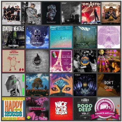 Beatport Music Releases Pack 2124 (2020)