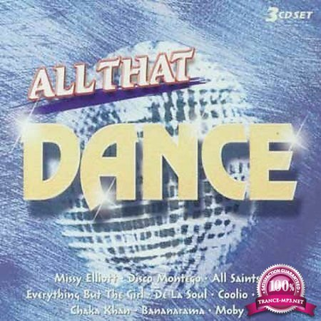 Warner Music - All That Dance (2003) FLAC