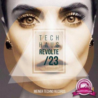 Squeeze DJ - Tech-Haus Revolte 23 (2020)