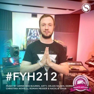 Andrew Rayel - Find Your Harmony Radioshow 212 (2020-07-01)