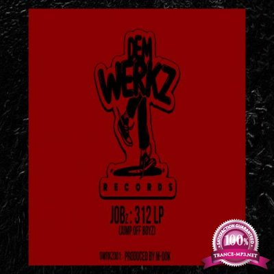 Jump Off Boyz - 312 LP (2020)