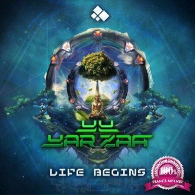 Yar Zaa - Life Begins EP (2020)