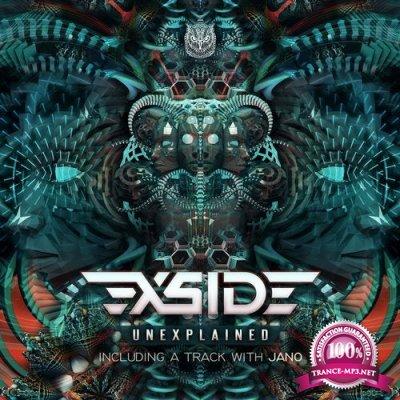 X-Side & Jano - Unexplained EP (2020)