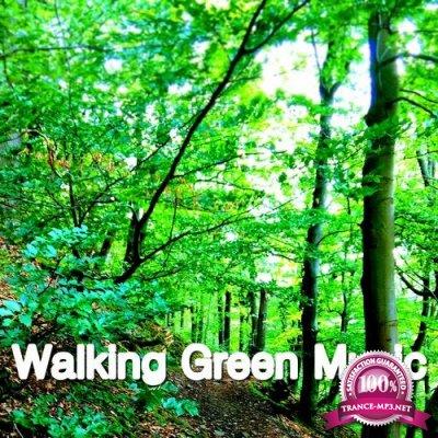 Walking Green Music (Minimal Deep Techno Edition) (2020)