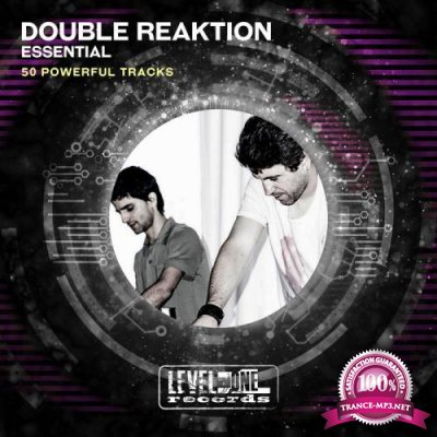 Double Reaktion - Essential (50 Powerful Tracks) (2020)