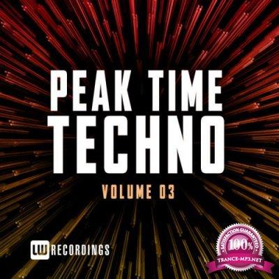 Peak Time Techno, Vol. 03 (2020)