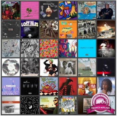 Rap Music Collection Pack 227 (2020)