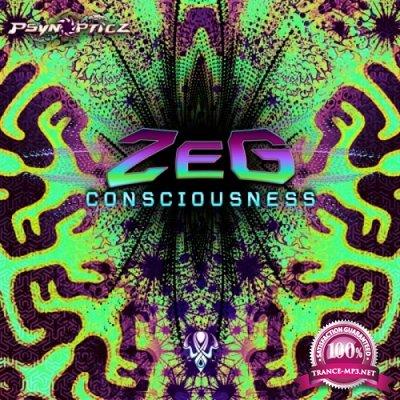 Zeg & Cirizen - Consciousness EP (2020)