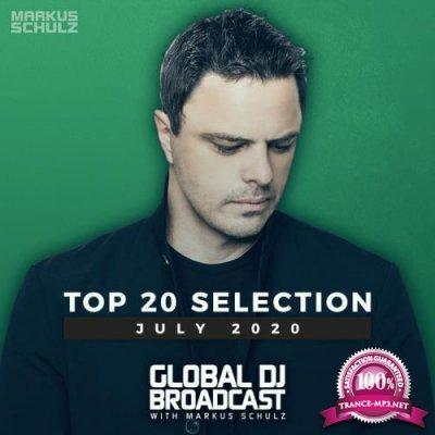 Markus Schulz - Global DJ Broadcast: Top 20 July 2020 (2020)